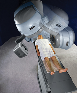 what does radiation therapy do
